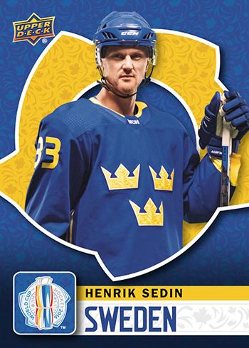 2016-Upper-Deck-World-Cup-of-Hockey-Promotional-Set-Henrik-Sedin