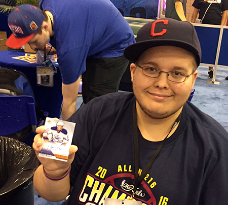 National-Sports-Collectors-Convention-Upper-Deck-Breakers-Lounge-Connor-McDavid-SP-Authentic-Rookie-Autograph