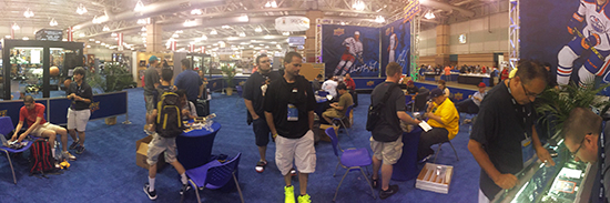 National-Sports-Collectors-Convention-Upper-Deck-Breakers-Lounge