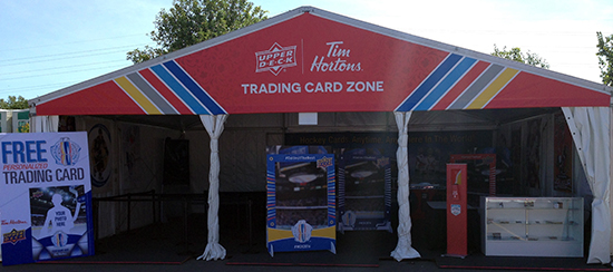 2016-upper-deck-tim-hortons-world-cup-hockey-nhl-fan-village-booth-set-up