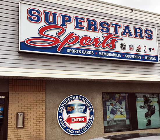 winnipeg-upper-deck-visit-hobby-shop-superstars-outside