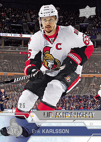 2016-17-Upper-Deck-Series-One-Fall-Expo-Exclusive-Midnight-Parallel-Erik-Karlsson