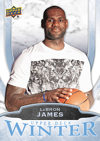 2016-upper-deck-winter-lebron-james-exlcusive