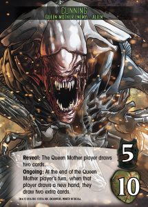 2016-upper-deck-card-preview-legendary-encounters-alien-expansion-card-avatar-queen-cunning