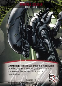 2016-upper-deck-card-preview-legendary-encounters-alien-expansion-card-soldier-armored-3-xenomorph