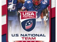 USA Football Trading Cards are Now Available Exclusively on Upper Deck e-Pack™!