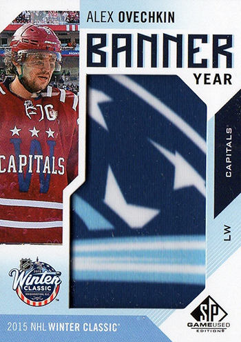2016-17-NHL-SP-Game-Used-Banner-Year-Autograph-Alex-Ovechkin