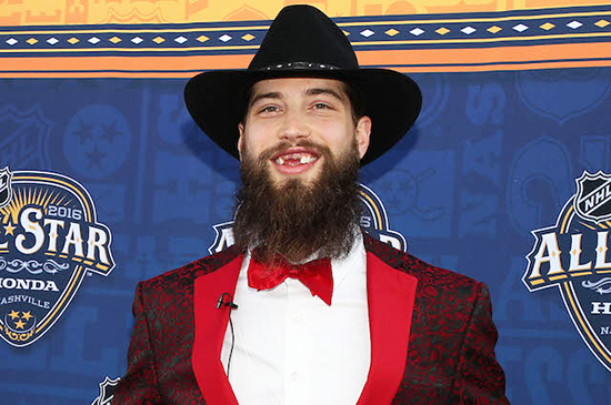 2016-17-NHL-SP-Game-Used-Banner-Year-Brent-Burn