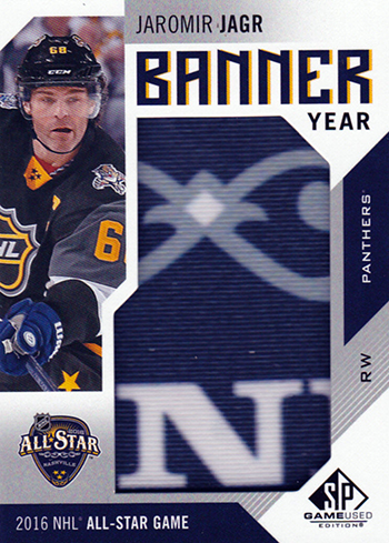2016-17-NHL-SP-Game-Used-Banner-Year-Jaromir-Jagr