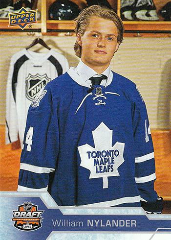 2016-17-NHL-Upper-Deck-Rookie-William-Nylander-Toronto-SP-Rookie-Draft-Day