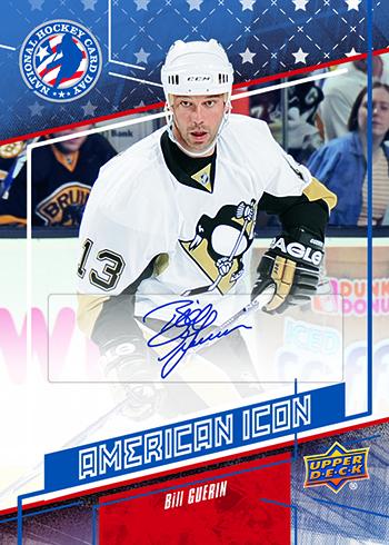 2017-Upper-Deck-National-Hockey-Card-Day-America-Bill-Guerin-Autograph