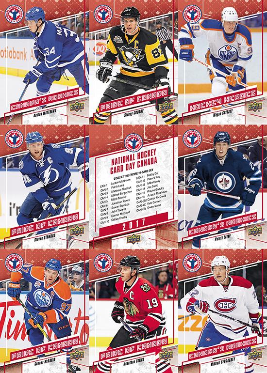2017-Upper-Deck-National-Hockey-Card-Day-Canada-Retail-8-Card-Sheet