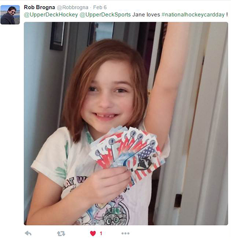Upper-Deck-National-Hockey-Card-Day-Happy-Collector-Girl