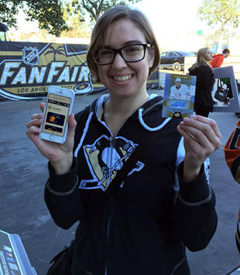 Upper-Deck-e-Pack-NHL-All-Star-Fan-Fair-Street-Collector-Phone-App