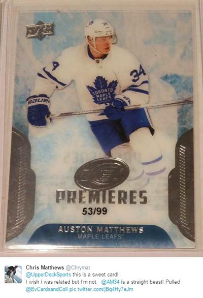 2016-17-NHL-Upper-Deck-Ice-Auston-Matthews-Ice-Premieres-53-99