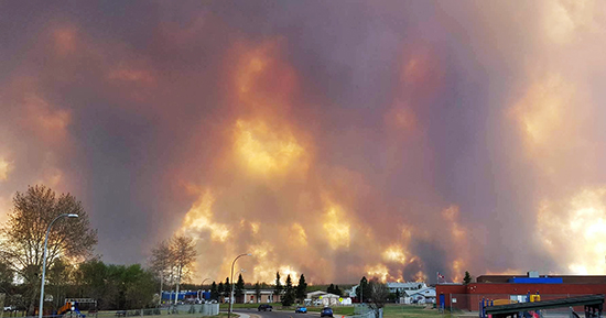 Fort-McMurray-Fire-Rene-Upper-Deck-Random-Acts-Kindness-Collect-it-Forward