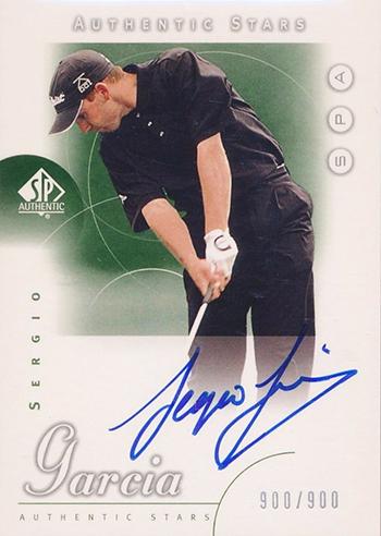 Sergio-Garcia-Masters-Champion-SP-Authentic-Rookie-Card