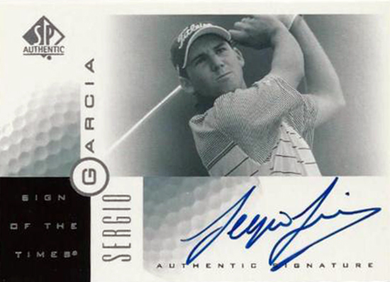 Sergio-Garcia-Masters-Champion-SP-Authentic-Sign-of-the-Times-Autograph-Rookie-Card