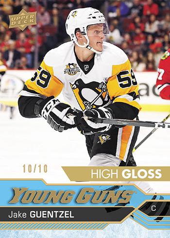 2016-17-Upper-Deck-Young-Guns-NHL-Rookie-Jake-Guentzel-High-Gloss