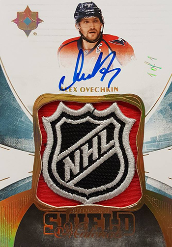 2016-17-NHL-Ultimate-Collection-Alex-Ovechkin-Autograph
