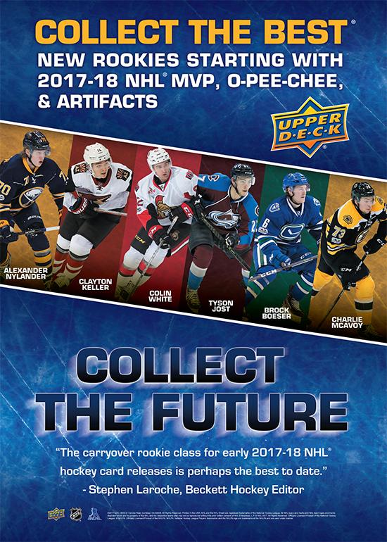 2017-18-NHL-Upper-Deck-Carryover-Rookie-Class-Poster