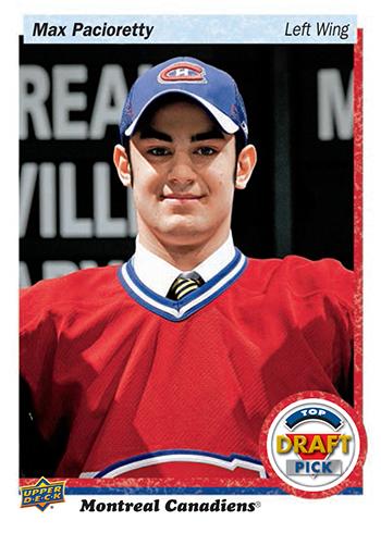 2017-Upper-Deck-NHL-Draft-Series-Two-Max-Pacioretty