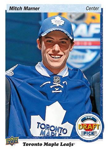 2017-Upper-Deck-NHL-Draft-Series-Two-Mitch-Marner