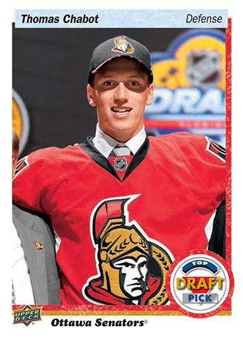 2017-Upper-Deck-NHL-Draft-Series-Two-Thomas-Chabot