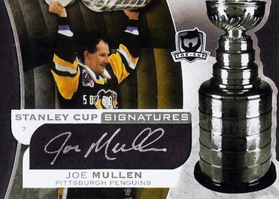 bill-wagner-nhl-draft-hall-of-fame-stanley-cup-signature-joe-mullen
