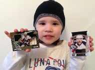 Collect Together: A Father Shares His Card Collecting Hobby with His Sons and SCORES!