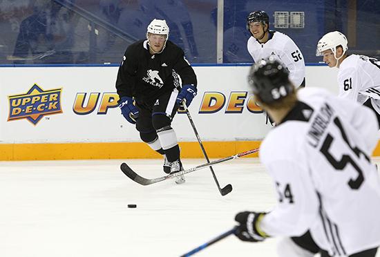 Upper Deck NHL Rookie Showcase