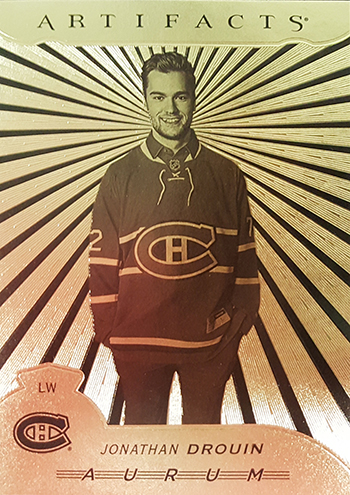 2017-18-Upper-Deck-NHL-Artifacts-Aurum-Jonathan-Drouin-Card-Bounty
