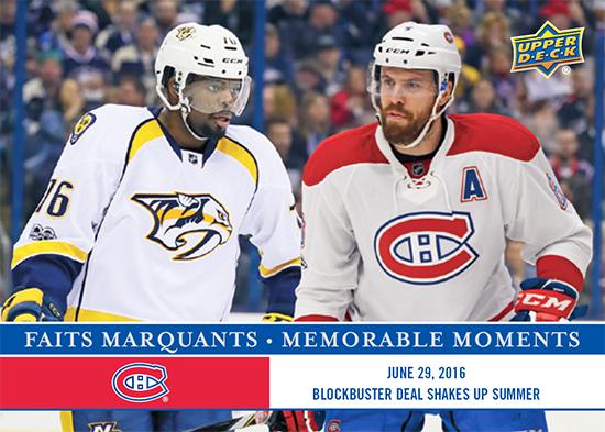 2017-LAnti-Expo-Montreal-Canadiens-Memorable-Moments-Set-8-Shea-Weber