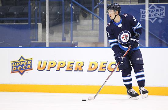 2017-NHLPA-Rookie-Showcase-Upper-Deck-Jack-Roslovic-Winnipeg-Jets-Ice