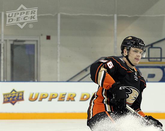 2017-NHLPA-Rookie-Showcase-Upper-Deck-Max-Jones-Anaheim-Ducks