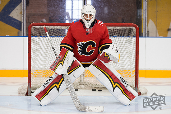 2017-NHLPA-Rookie-Showcase-Upper-Deck-Tyler-Parsons-Calgary-Flames