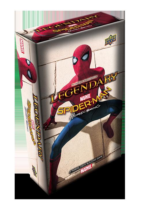 PETER PARKER HOMECOMING Upper Deck Marvel Legendary Spider-Man WEB SHOOTERS