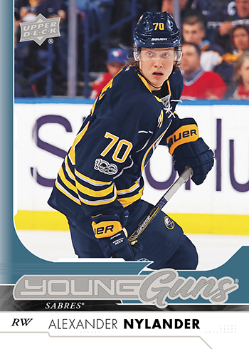 2017-18-NHL-Upper-Deck-Series-One-Young-Guns-Alex-Nylander