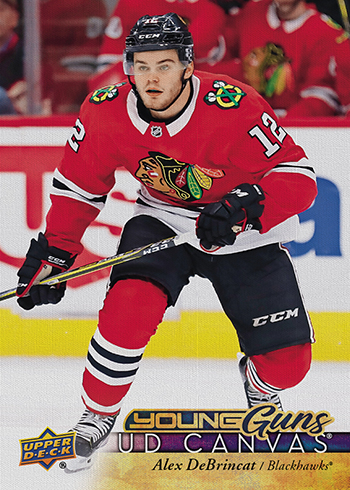 2017-18-NHL-Upper-Deck-Series-One-Young-Guns-Canvas-Alex-DeBrincat