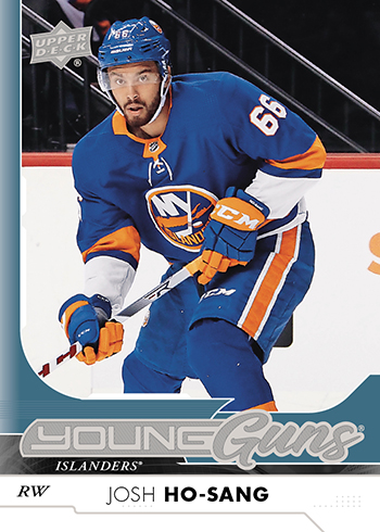 2017-18-NHL-Upper-Deck-Series-One-Young-Guns-Josh-Ho-Sang