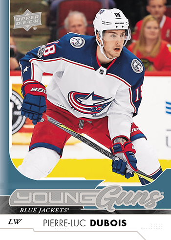 2017-18-NHL-Upper-Deck-Series-One-Young-Guns-Pierre-Luc-Dubois