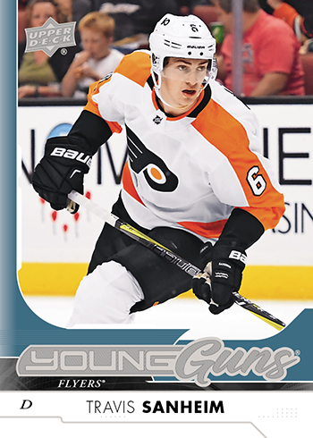 2017-18-NHL-Upper-Deck-Series-One-Young-Guns-Travis-Sanheim