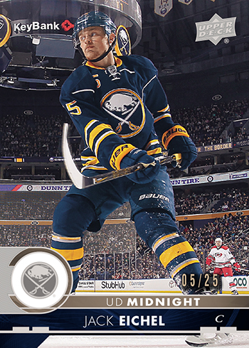 2017-18-Upper-Deck-NHL-Series-One-Midnight-Jack-Eichel
