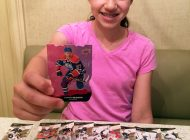 Kids on Collectibles: Sabrina Solomon Shares Why She Enjoys 2017-18 NHL® MVP Hockey Cards