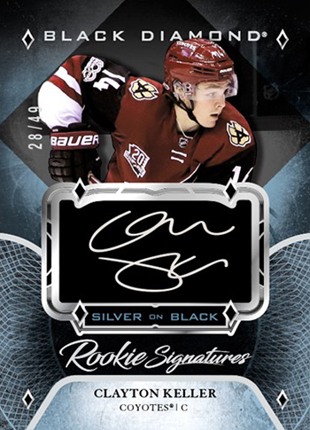 2017-18-Upper-Deck-Black-Diamond-NHL-Hockey-Cards-Clayton-Keller-Rookie-Autograph