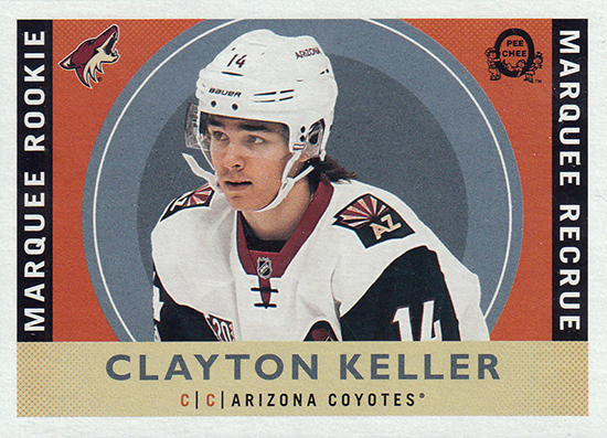 2017-18-Upper-Deck-NHL-O-Pee-Chee-Marquee-Rookie-Retro-Clayton-Keller