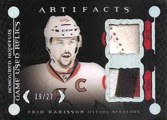 Upper-Deck-Artifacts-NHL-100-Erik-Karlsson