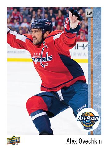 2018-NHL-Upper-Deck-All-Star-Set-Alex-Ovechkin