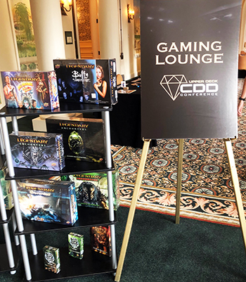 2018-Upper-Deck-Certified-Diamond-Dealer-Conference-Gaming