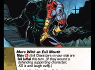 Vs. System 2PCG: Deadpool & Friends Card Preview – Let's get Eviler